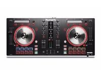 Numark MixTrack Pro 3 - Great performance DJ mixer.