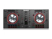 2 Year Old Numark Mixtrack 3 Controller All-in-one