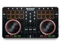 Numark mixtrack pro 2, 1 year old, used a hand full of times, comes with box and leads.