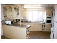 Used kitchen for sale including Hob\Sink\Oven\Hood