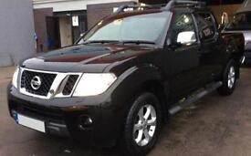 NISSAN NAVARA 2.5 DCI 4WD TEKNA CrewCab Pick-up OUTLAW VISA FROM £62 PER WEEK!