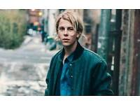 Tom odell x 4 tickets for Plymouth 5th november .front row seated in balcony