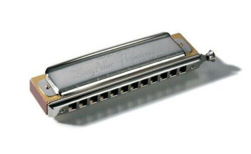 Harmonica Chromatic Hohner Larry Adler 12 Holes 7534/48 IN do / C
