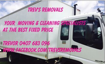 Trev's Reliable Removalist & Cleaning services