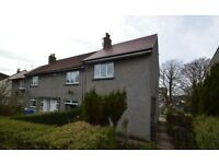 Recently upgraded 2 bed house -West Kilbride -rent £500- all circumstances accepted - Garden