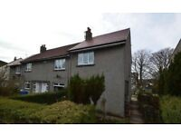 Recently upgraded 2 bed house -West Kilbride -rent £475- all circumstances accepted - Garden