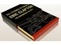 Six String Stories - Signed Book by Eric Clapton, by Genesis Publications