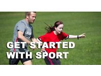 Get Started with Sport - The Prince's Trust
