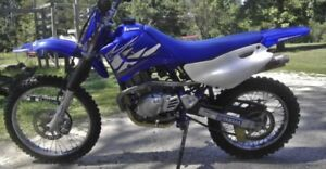 Mint Yamaha ttr 125 with ownership!