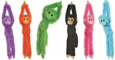 Aurora Plush Toy Hanging Monkey - Aurora Hanging