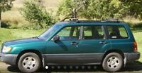 1998 Subaru Forester 5 Speed AWD