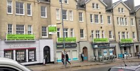 SUPERB office space – Norwich City Centre with large Showroom /Reception on Ground floor + Parking.