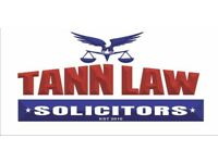 Tann Law Solicitors for immigration, employment, family and civil litigation