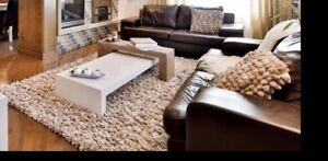 Tapis style roche