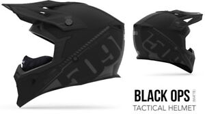509 Tactical Snow Helmet BLACK OPS - ON SALE & FREE SHIPPING