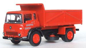 34502-EFE-Bedford-TK-2-Eje-Corta-Al-por-mayor-Volquete-Camion-Marston-Ladrillos