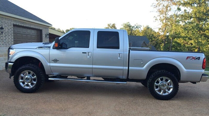 Ford F250 Towing Capacity >> Accessories to Customize Your 2012 Super Duty Truck | eBay
