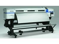 Epson SC-S30600 wide format solvent printer