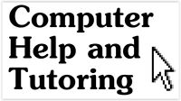Computer+Tech Help and Tutoring