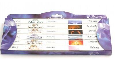 Stamford 'Moods' Incense - Aromatheraphy Gift Set (K48)