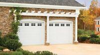 Nouvelles portes de garage