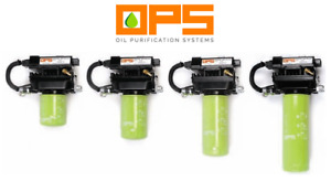 OIL PURIFICATION SYSTEMS IN STOCK