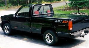 Chevy Silverado wheels/tires