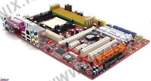 msi ms-7260 Mobo & Amd Athlon 64x2