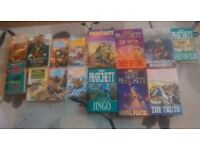 15 Terry Pratchett books