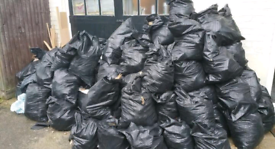 Rubbish Removal House/flat Clearance Garden Waste Cheaper than a Skip