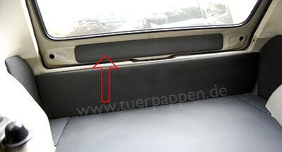 VW Golf 1 2+4türer Limousine Verkleidung Pappe Heckklappe neu GTI viele Farben  online kaufen