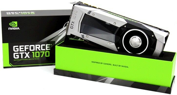 6 x NVIDIA GeForce GTX 1070 Founders Edition 8GB Graphics Card GPU Mining  Ethereum Bitcoin ZCash | in Patchway, Bristol | Gumtree