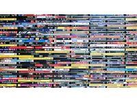 160-200 DVDs