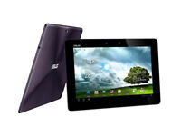 ASUS K010 10.1 Tablet - 16GB Memory Card- Case - Like NEW