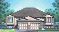 """The WALSH Model- Mapleview Homes """"TO BE BUILT"""" semi detached."""