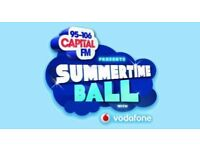 Summertime ball £120 for two tickets