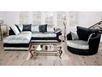 ***Free footstool ***with Calvin aofa collection **