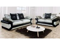 SPECIAL OFFER: BRAND NEW DINO MAX DIOMAND CRUSH VELVET SOFAS CORNER OR 3+2 WITH EXPRESS DELIVERY!!!