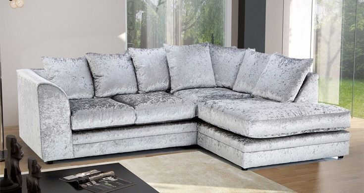 NEW ZELEN CRUSHED VELVET FABRIC CORNER SOFA SUITES IN BLACK SILVER COLORin Woking, SurreyGumtree - CON.TACT INFOR IN THE FOLLOWING PIXTURES or 07903198072 CONDITION Brand new in original packaging COLOUR BlackSilver Velvet DIMENSIONS 3 seater W 180cm D 90cm H 80cm 2 seater W 145cm D 90cm H 80cm Corner unit 212cm 164cm 64cm SPECIFICATIONS Sofa...