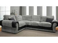 SCS ASHLEY corner sofa with free footstool