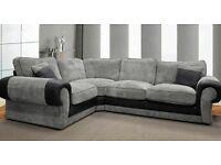 SCS ASHLEY corner sofa with free footstool