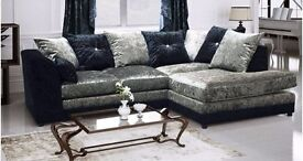 ** BRAND NEW BYRON SOFA SET 3+2 SEATER OR CORNER ON SPECIAL OFFER