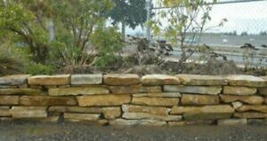 Looking for Flagstone for a dry-stack wall