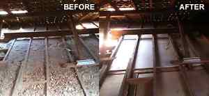 Ceiling Cavity Vacuuming Newcastle Newcastle Area Preview