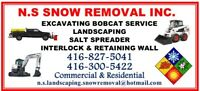 N.S SNOW REMOVAL INC