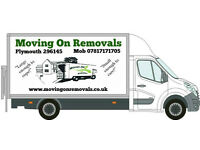 Moving On Removals 2 Man and Van service £40 p/h