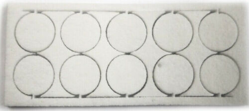 Hakko A1611 (Formerly A1009) Ceramic Replacement Filter 10 Pack for 470/700 472D