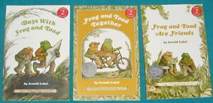 FROG and Toad  READING with Help Level 2