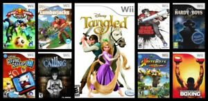 Wii Games : Mint Condition
