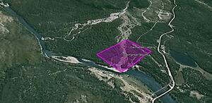 GERMANSEN RIVER MOUTH Placer Gold Claim $4000
